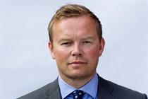 Informasjonsdirektør Rune Gutteberg Hansen i Volvo Car Norway AS. Foto: Volvo