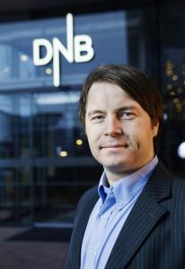 Kommunikasjons-rådgiver Vidar Korsberg Dalsbø i DNB. FOTO: DNB