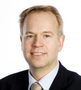 Øivind Strømme, direktør i regionavdelingen i Skatteetaten. FOTO: Skatteetaten