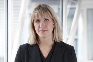 Kommunikasjons-direktør i Lånekassen, Anne-Berit Herstad. FOTO: Lånekassen