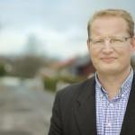 Forbrukerrådgiver Carsten H. Pihl i Norges Eiendomsmeglerforbund. FOTO: CF-Wesenberg/ Kolonihaven