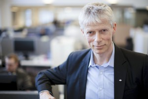 Skattedirektør Hans Christian Holte . FOTO: Skatteetaten