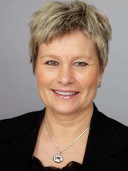 Kommunikasjonssjef Ann Håkonsen i Finans Norge. FOTO: Finans Norge