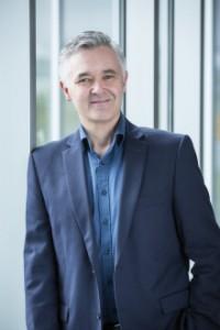 Salgs og markedsdirektør i Hertz Norge, Hallvard Nerbøvik. FOTO: Hertz