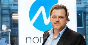 Investeringsøkonom Tom Hauglund i Nordnet. FOTO: Nordnet
