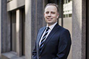 Administrerende direktør Christian V. Dreyer i Eiendom Norge. FOTO: Solfrid Sande/ Eiendom Norge