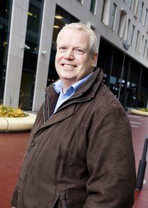 Seniorrådgiver Thomas Nilsen i KLP Skadeforsikring. FOTO: KLP