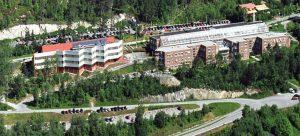 Høgskolen i Molde. Foto: HiMolde