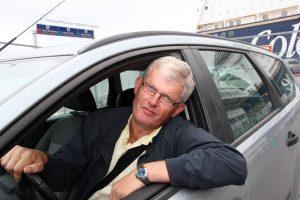 Jens Gravdal, Ifs utenlandssjef. FOTO: If