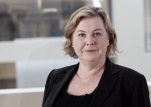 Redaktør og daglig leder i Finansportalen, Elisabeth Realfsen. Foto: Finansportalen.