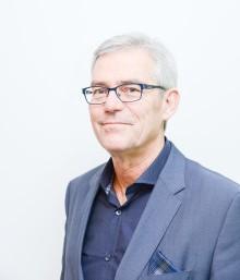 Administrerende direktør i Garanti Eiendomsmegling, Stein Drogseth. Foto: Garanti Eiendomsmegling