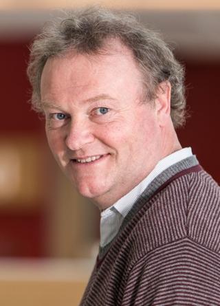Knut Dyre Haug, pensjonsøkonom i Storebrand. Foto: Ingar Næss