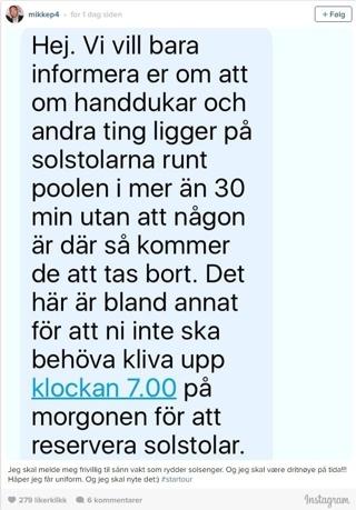 Foto: Skjermdump fra Instagram.