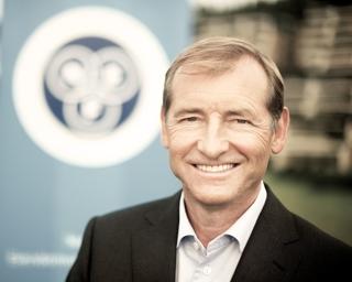 Carl O. Geving, administrerende direktør i Norges Eiendomsmeglerforbund (NEF). FOTO: CF-Wesenberg/Kolonihaven)