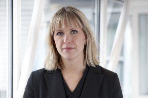 Kommunikasjonsdirektør Anne Berit Herstad i Lånekassen. Foto: Jannecke Sanne Normann/ Lånekassen