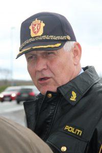 UP-sjef Runar Karlsen. FOTO: UP