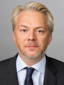 Kommunikasjonsdirektør Jan Erik Fåne i Finans Norge. FOTO: CF-Wesenberg/ Kolonihaven