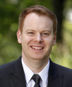 Avdelingsleder i KLP Skadeforsikring Robin Wulff-Nilsen. Foto: KLP