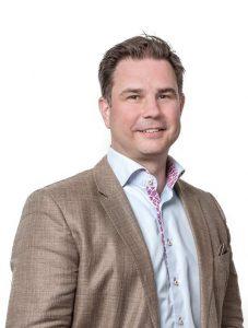 Direktør for marked og kommunikasjon i Krogsveen, Karsten Onsrud.