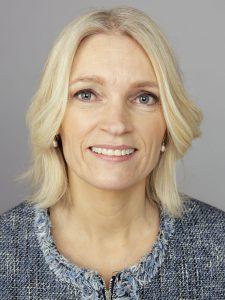 Kommunikasjonssjef Stine Charlotte Neverdal i Finans Norge. FOTO: CF Wesenberg