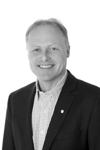 Generalsekretær Børre Skiaker i KNA. Foto: KNA