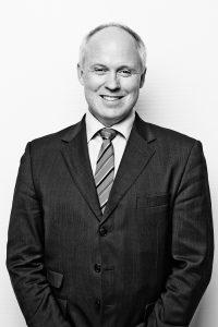 Rådgivingsselskapet Gabler er bekymret for den økonomiske utviklingen til pensjonistene. Bildet viser konsernsjef Olav Rune Øverland i Gabler. Foto: Øystein Haara