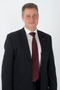 Statssekretær Per-Willy Amundsen (FRP) i KMD. Foto: Torbjorn Tandberg/ KRD