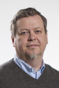 Kommunikasjonsansvarlig Anders Dahl i Apotek 1. Foto: Apotek 1