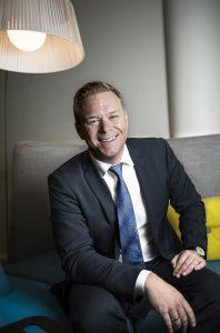 Leder for Nordeafondene, Petter Hermansen. Foto: Nordea