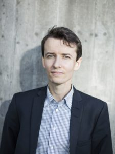 Anthon Andreassen, kommunikasjonssjef i Storebrand. Foto: Storebrand.