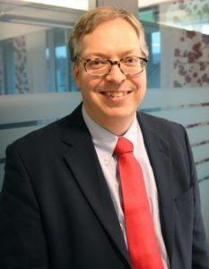 Thor Kleppen Sættem, statsekretær i Arbeids- og sosialdepartementet.