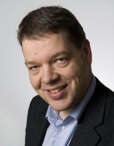 Kommunikasjonssjef Ole Irgens. Foto: Tryg Forsikring