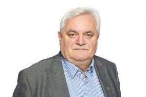Generalsekretær Peter Batta i Huseiernes Landsforbund (HL). Foto: HL