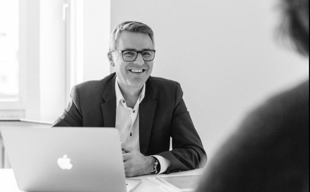 Adm. direktør i Remax Norge, Jon Zürcher. Foto: Zürcher Business Partner