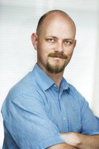 Stig Flesland i Skattebetalerforeningen. Foto: Bo Mathisen