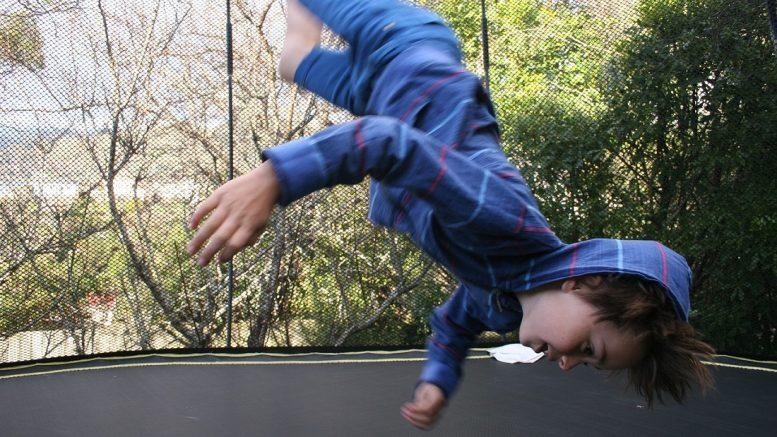 Flott Kjøpe trampoline? Her er testvinnerne - AZ-84