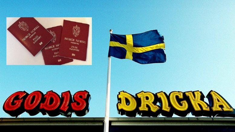 pass til danmark